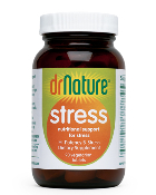 dr nature, drnature, stress, b vitamin